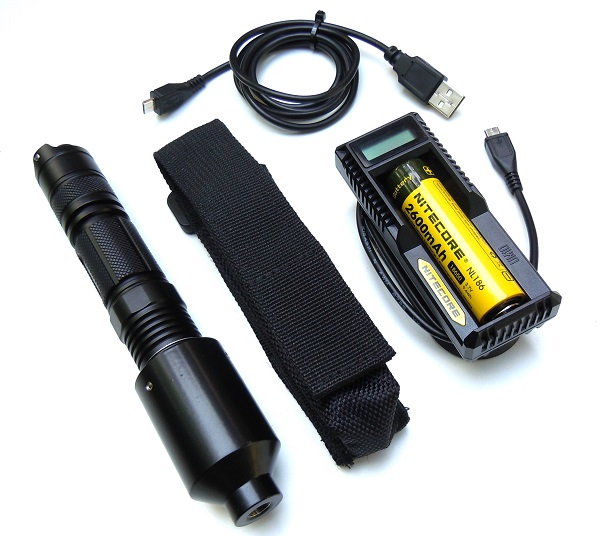 R800 LED endoscope light source