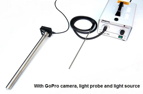 High Temperature Endoscope Lenses